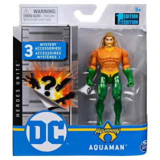 Obrázek 1 produktu Spin Master DC Heroes figurka 10cm AQUAMAN
