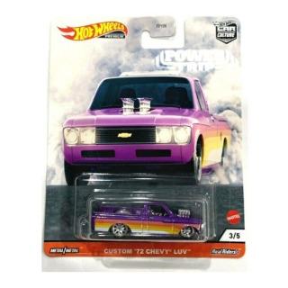 Obrázek 1 produktu HW Prémiové auta velikáni Custom ´72 Chevy Luv, Mattel GJR03