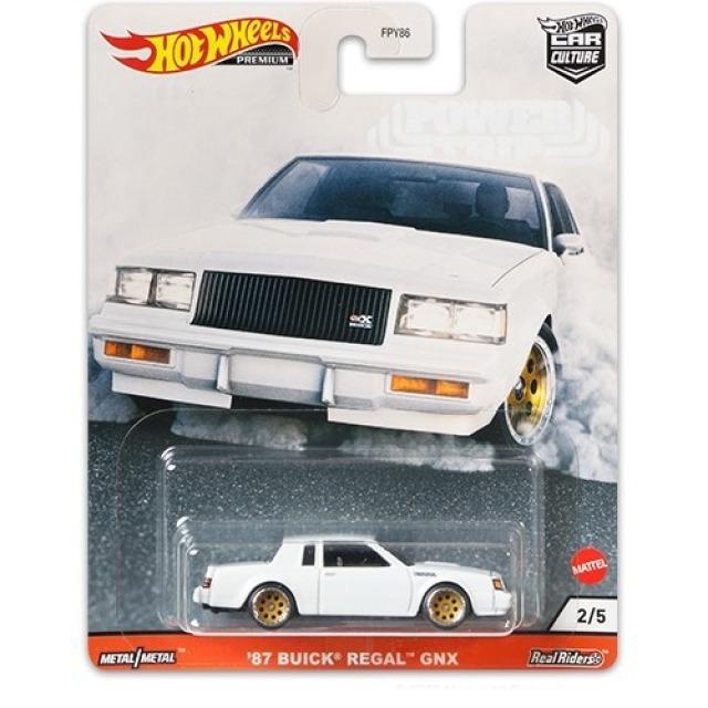Obrázek produktu HW Prémiové auta velikáni ´87 Buick Regal GNX, Mattel GJR02