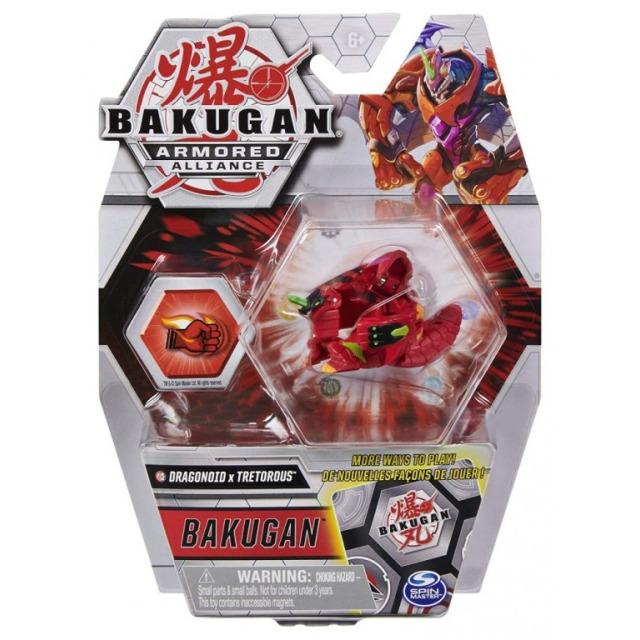 Obrázek produktu Bakugan základní balení S2 Dragonoid x Tretorous