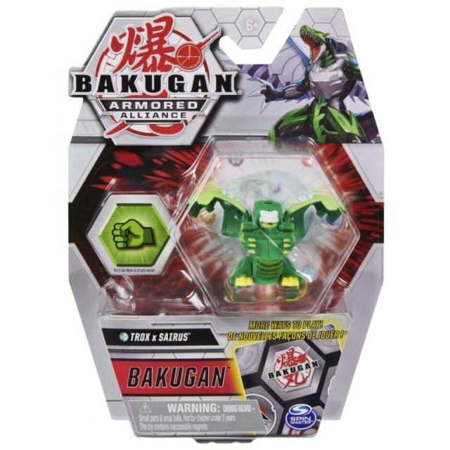 Obrázek produktu Bakugan základní balení S2 Trox x Sairus