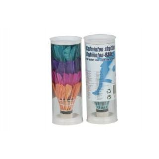 Obrázek 1 produktu Košíčky na badminton péřové 4ks