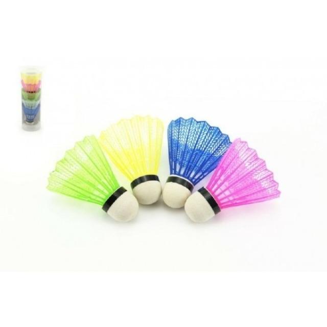 Obrázek produktu Košíčky na badminton barevné, 5ks