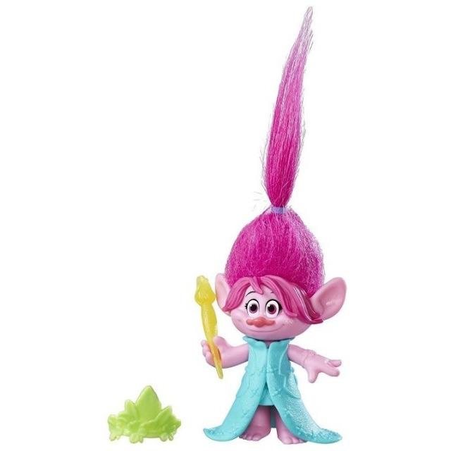 Obrázek produktu TROLLS Malá postavička s extra dlouhými vlasy, Princezna Poppy