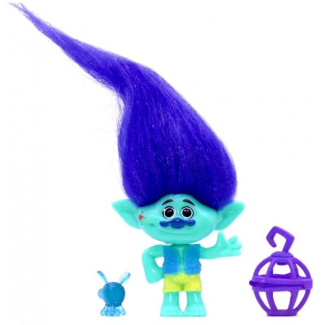Obrázek produktu TROLLS Malá postavička s extra dlouhými vlasy, Větvík