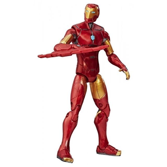 Obrázek produktu Spiderman Legends Series prémiová figurka Marvels Invincible Iron Man, Hasbro C0322