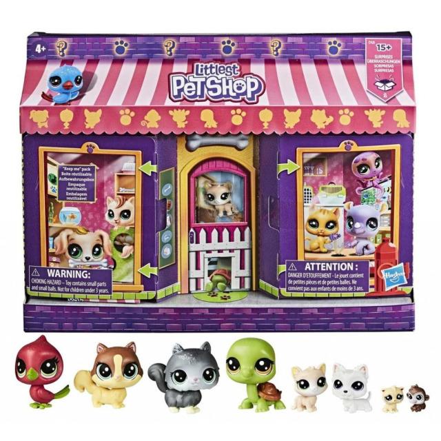 Obrázek produktu LPS Obchod se zvířátky, Hasbro E7428