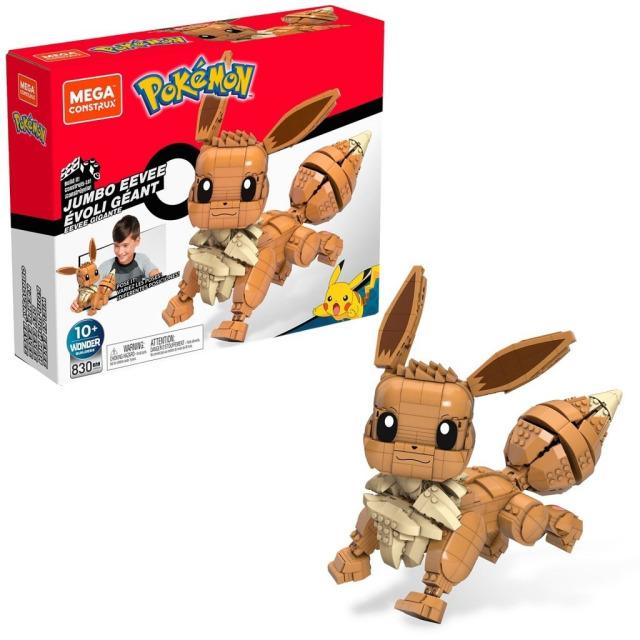 Obrázek produktu Mega Construx Pokémon Jumbo Eevee