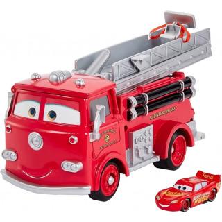 Obrázek 1 produktu Cars Color Changers Stunt & Splash RED, Mattel GPH80