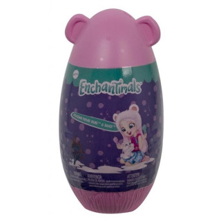 Obrázek 1 produktu ENCHANTIMALS Panenka ve vajíčku Pristina Polar & Diver, Mattel GTM38/GPL94