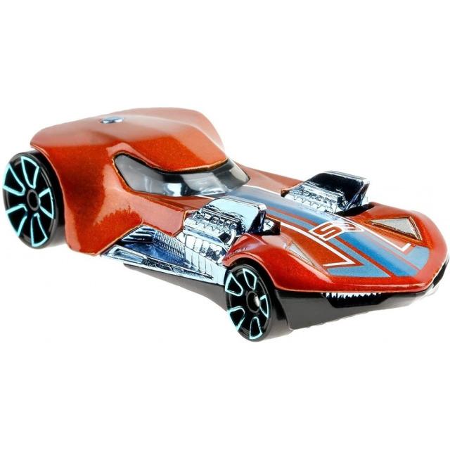 Obrázek produktu Hot Wheels Orange & Blue tematický angličák TWIN MILL III, Mattel GRR41
