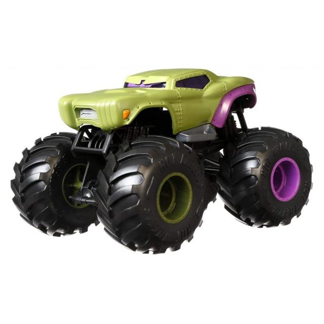 Obrázek produktu Hot Wheels® Monster Trucks HULK, 19cm, Mattel GJG69