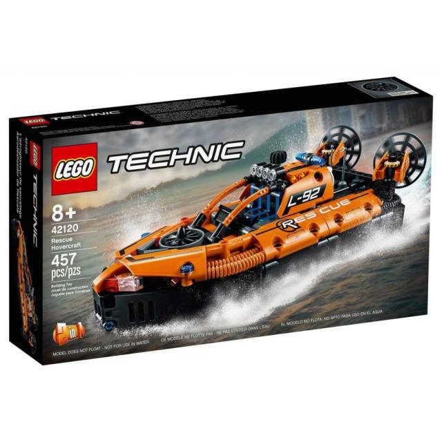 Obrázek produktu LEGO TECHNIC 42120 Záchranné vznášedlo