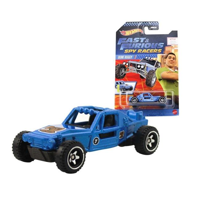 Obrázek produktu Rychle a zběsile angličák DUNE BUGGY, Mattel GRT70
