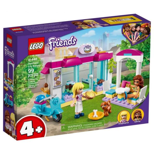 Obrázek produktu LEGO Friends 41440 Pekařství v městečku Heartlake