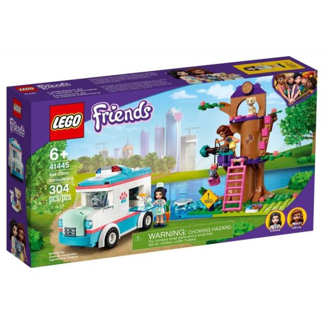 Obrázek produktu LEGO Friends 41445 Veterinární sanitka