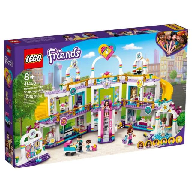 Obrázek produktu LEGO Friends 41450 Nákupní centrum v městečku Heartlake