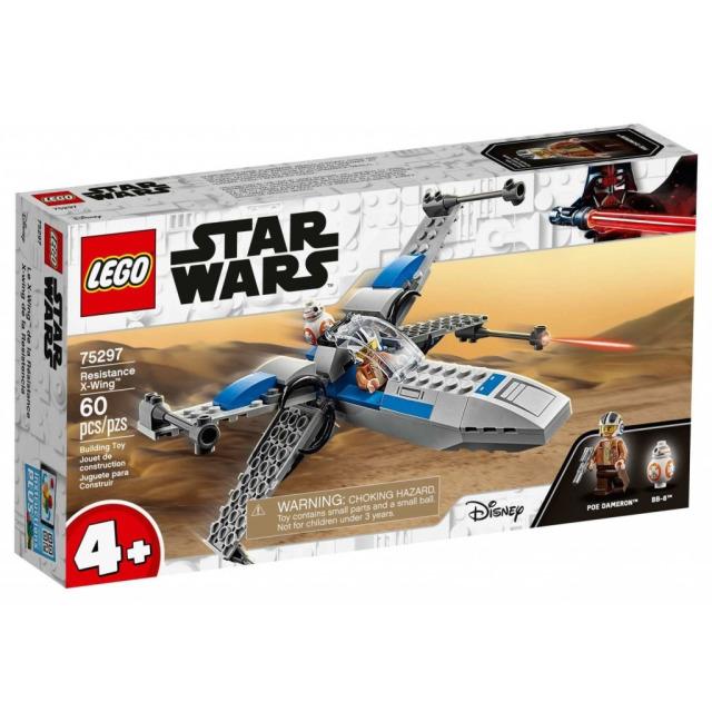 Obrázek produktu LEGO Star Wars 75297 Stíhačka X-wing™ Odboje