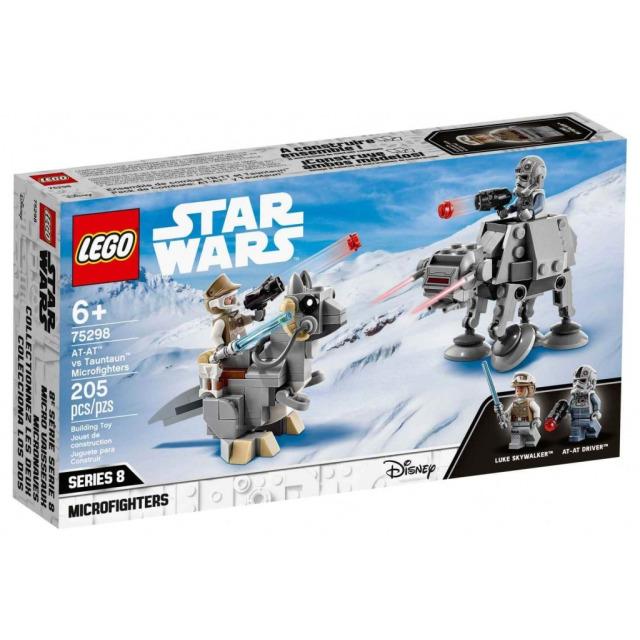 Obrázek produktu LEGO Star Wars 75298 Mikrobojovníci AT-AT™ vs. tauntaun