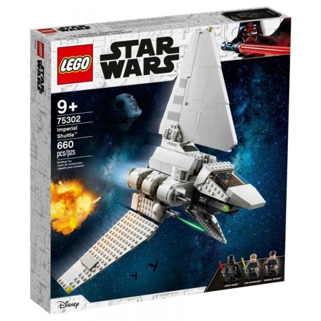 Obrázek produktu LEGO Star Wars 75302 Raketoplán Impéria