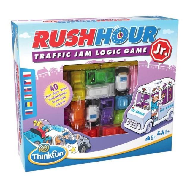 Obrázek produktu ThinkFun Rush Hour Junior hra, Ravensburger