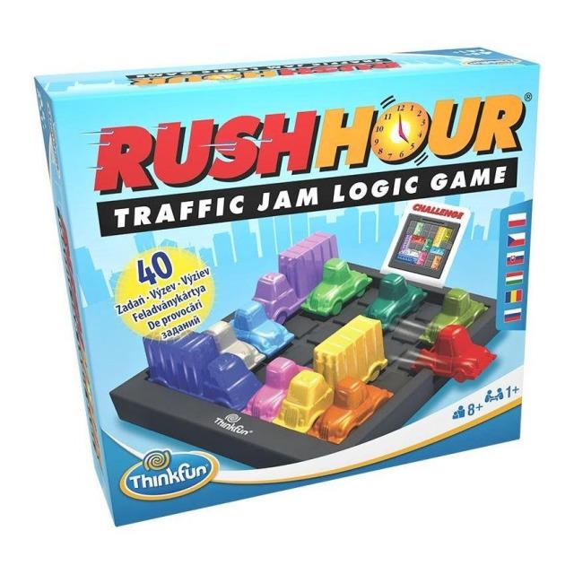 Obrázek produktu ThinkFun Rush Hour hra, Ravensburger