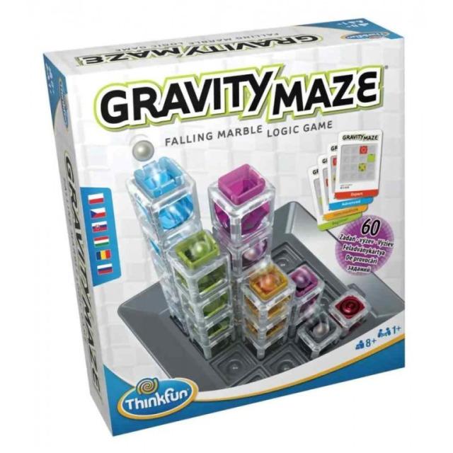 Obrázek produktu ThinkFun Gravity Maze hra, Ravensburger