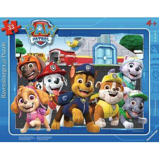 Obrázek 1 produktu Ravensburger 05126 Puzzle Tlapková patrola 33 dílků