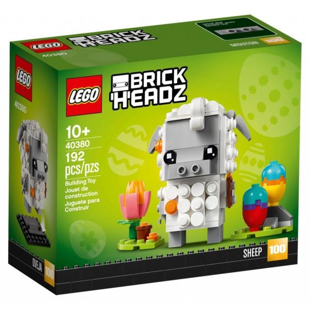 Obrázek produktu LEGO BrickHeadz 40380 Velikonoční beránek