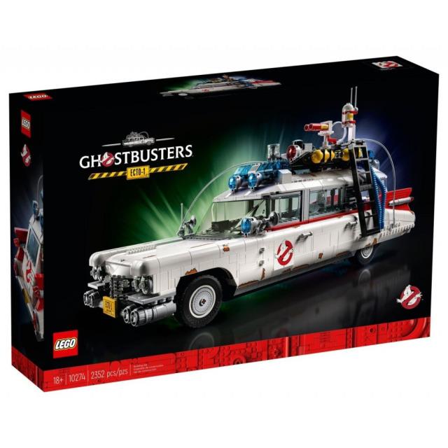 Obrázek produktu LEGO Creator Expert 10274 Krotitelé duchů ECTO-1