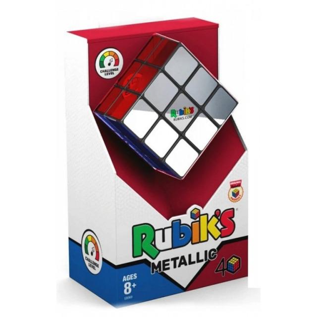 Obrázek produktu Rubikova kostka 3x3x3 Metallic