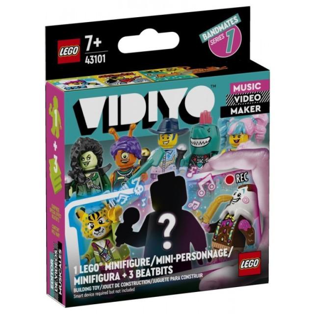 Obrázek produktu LEGO VIDIYO 43101 Minifigurka Bandmate