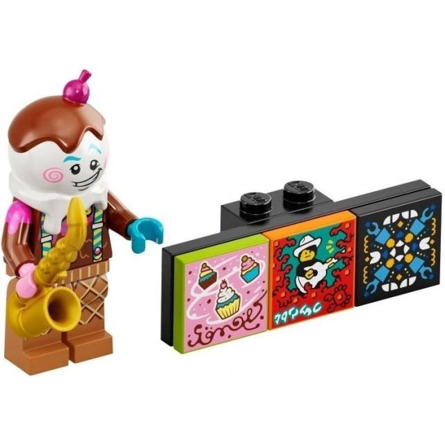 Obrázek produktu LEGO VIDIYO 43101 Minifigurka Bandmate Zmrzlinový saxofonista