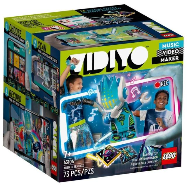 Obrázek produktu LEGO VIDIYO 43104 Alien DJ BeatBox