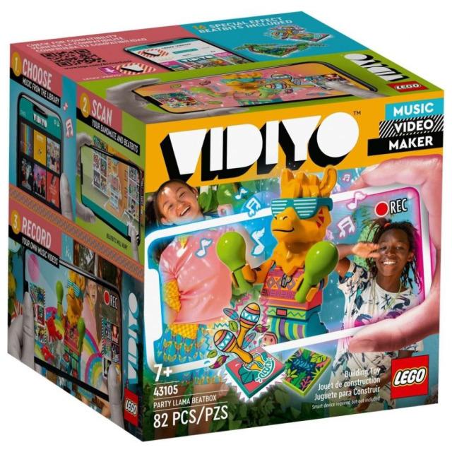 Obrázek produktu LEGO VIDIYO 43105 Party Llama BeatBox