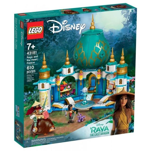 Obrázek produktu LEGO Disney 43181 Raya a Palác srdce