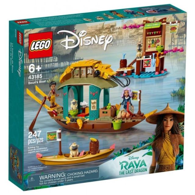 Obrázek produktu LEGO Disney 43185 Boun a loď