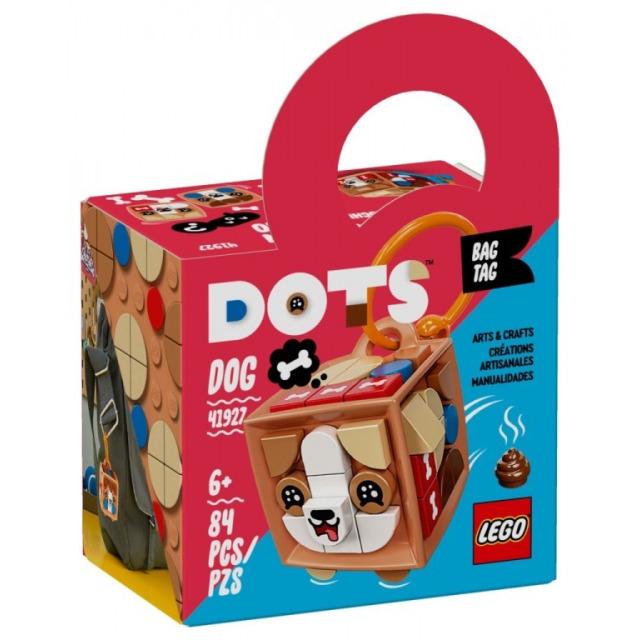 Obrázek produktu LEGO DOTS™ 41927 Ozdoba na tašku Pejsek