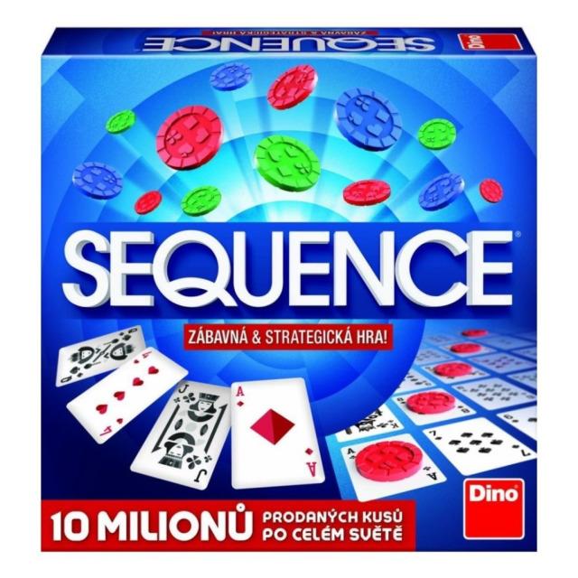 Obrázek produktu SEQUENCE společenská hra, Dino