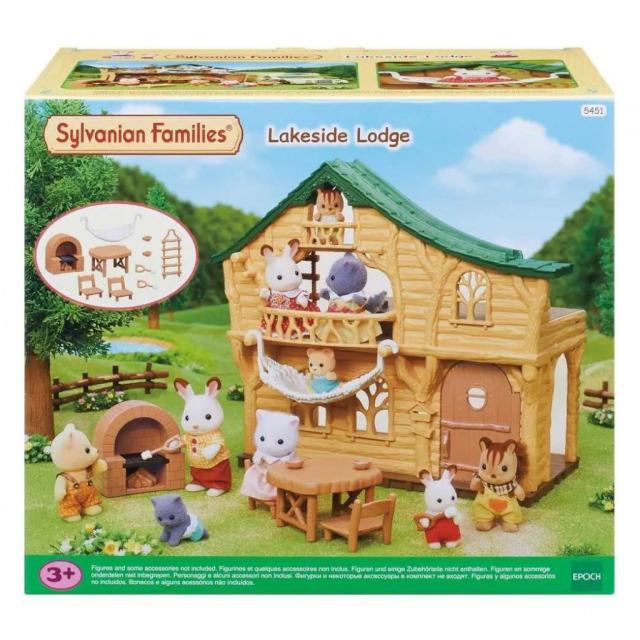 Obrázek produktu Sylvanian Families 5451 Srub s nábytkem