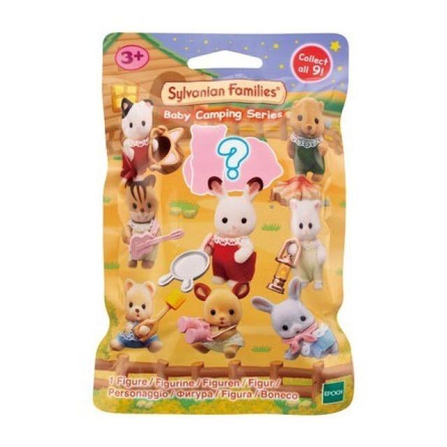 Obrázek produktu Sylvanian Families 5466 Figurka Zvířátka kempující