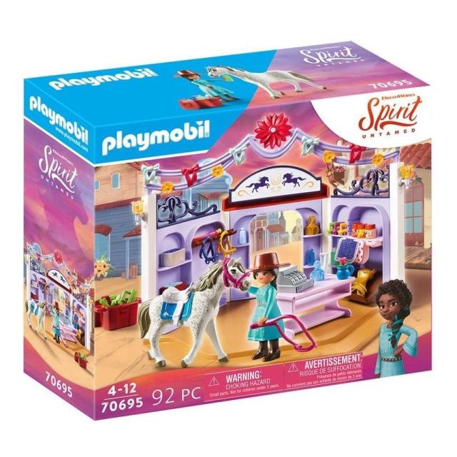 Obrázek produktu Playmobil 70695 Jezdecké potřeby Miradero