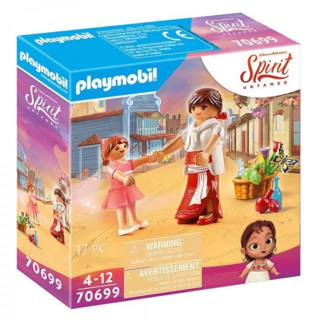 Obrázek produktu Playmobil 70699 Malá Lucky & Milagro