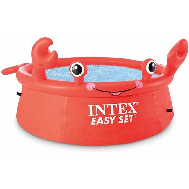 Obrázek produktu Intex 26100 Bazénový Set Krab 183 x 51 cm