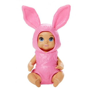 Obrázek 1 produktu Barbie Skipper Miminko zajíček, Mattel GRP02