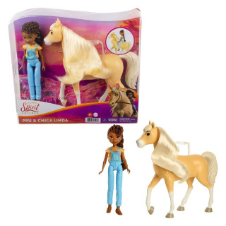 Obrázek 1 produktu Spirit Fancy Festival Prudence a Linda, Mattel GXF22