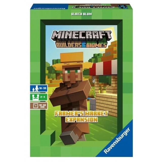 Obrázek produktu Ravensburger 26990 Minecraft: Farmer's market - rozšíření