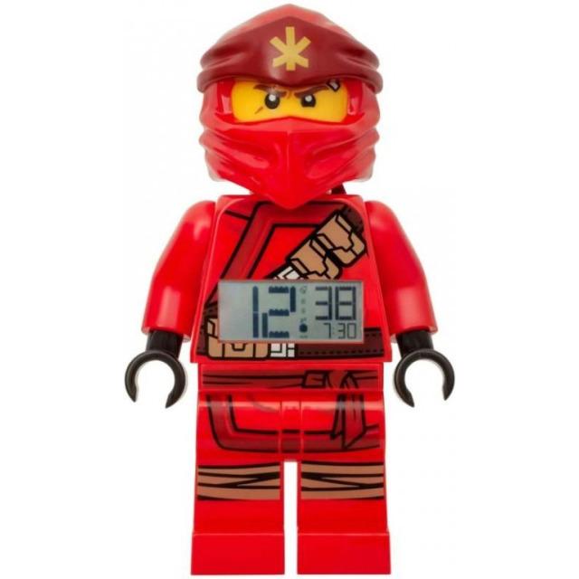 Obrázek produktu LEGO Ninjago hodiny s budíkem Kai