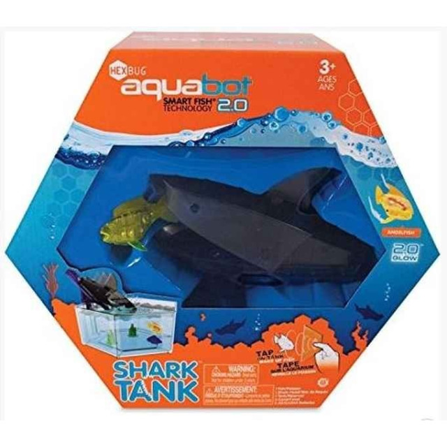 Obrázek produktu HEXBUG AquaBot Nádrž se žralokem