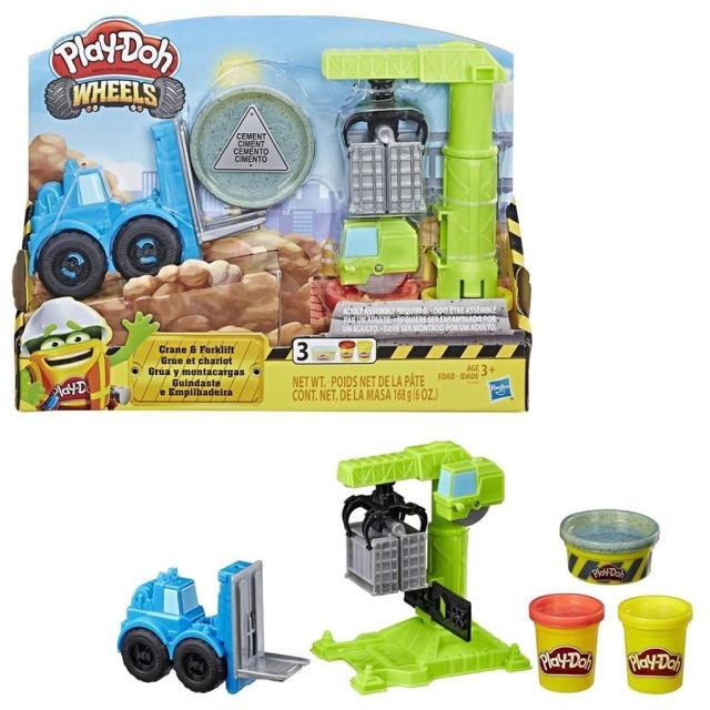 Obrázek produktu Play Doh Wheels Stavba, Hasbro E5400